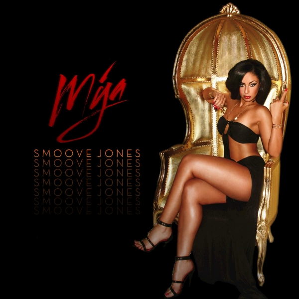 Mýa Smoove Jones cover art