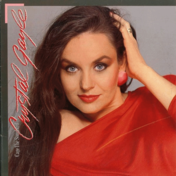 Crystal Gayle Cage the Songbird cover art