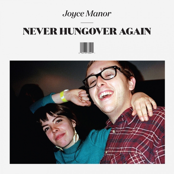 Joyce Manor Never Hungover Again cover art
