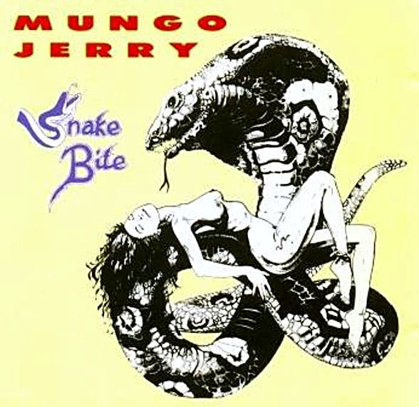 Mungo Jerry Snakebite cover art