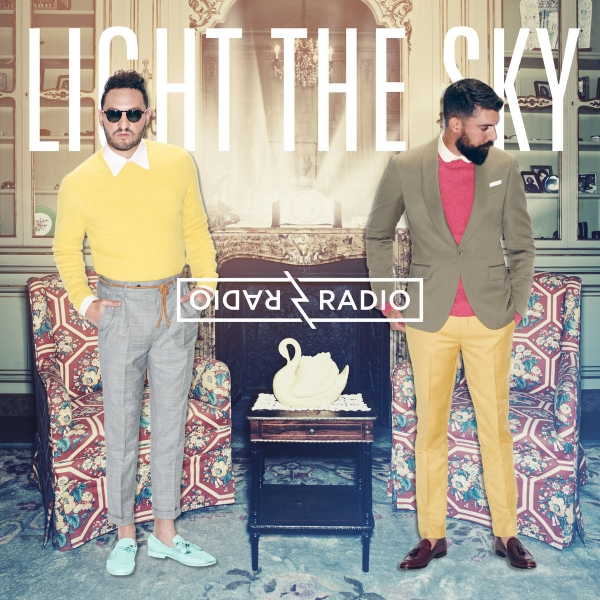 Radio Radio Light the Sky cover art