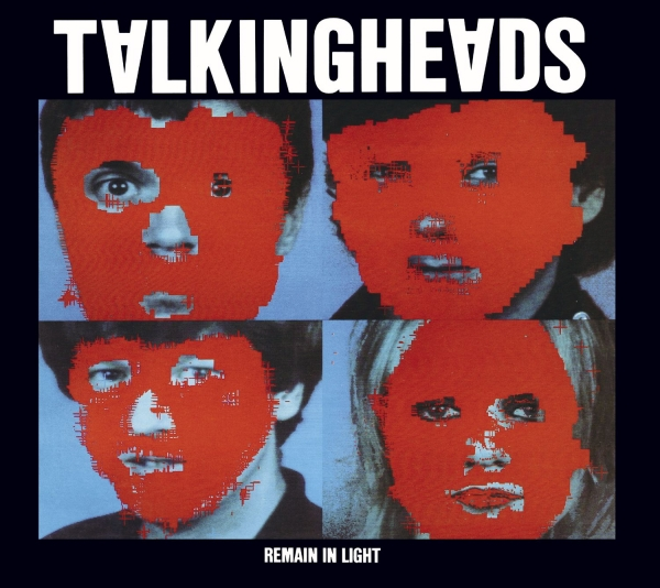 Talking Heads Remain in Light cover art