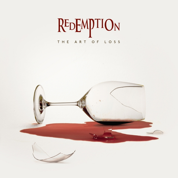 Redemption The Art of Loss cover art