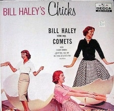 Bill Haley and His Comets Bill Haley's Chicks cover art