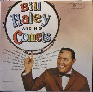 Bill Haley and His Comets Bill Haley and His Comets cover art