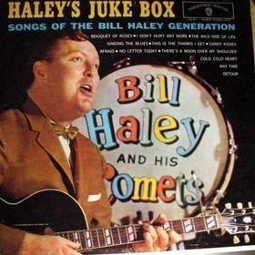 Bill Haley and His Comets Haley's Juke Box cover art