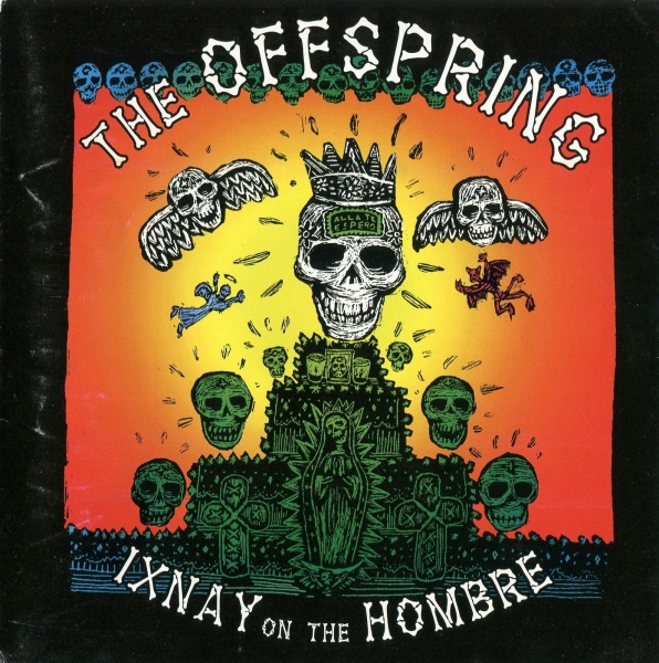 The Offspring Ixnay on the Hombre cover art