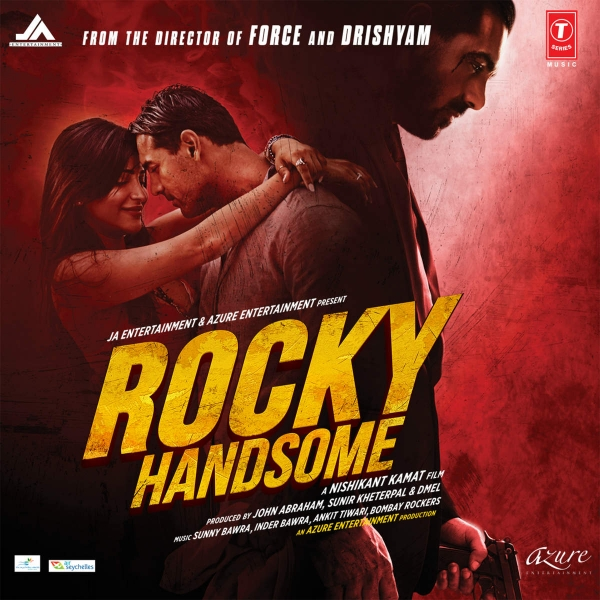 Bombay Rockers Rocky Handsome cover art