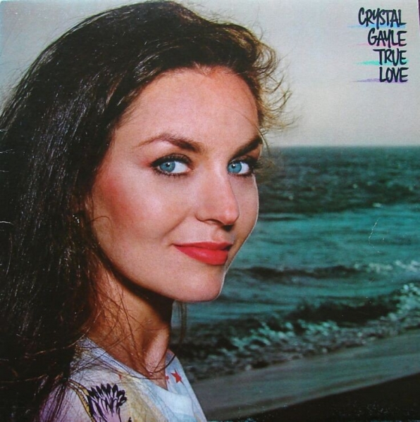 Crystal Gayle True Love cover art