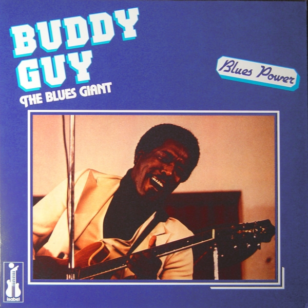 Buddy Guy The Blues Giant cover art