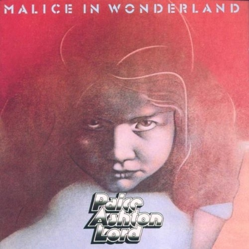 Paice Ashton Lord Malice In Wonderland Cover Art