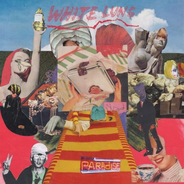 White Lung Paradise Cover Art
