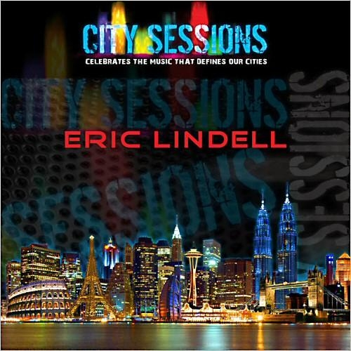 Eric Lindell City Sessions Cover Art