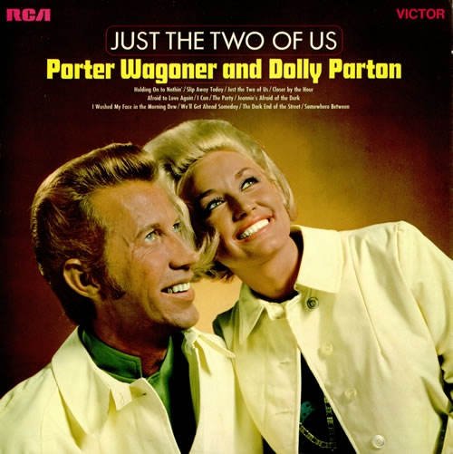 Dolly Parton Just the Two of Us cover art