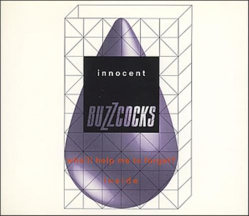 Buzzcocks Innocent Cover Art