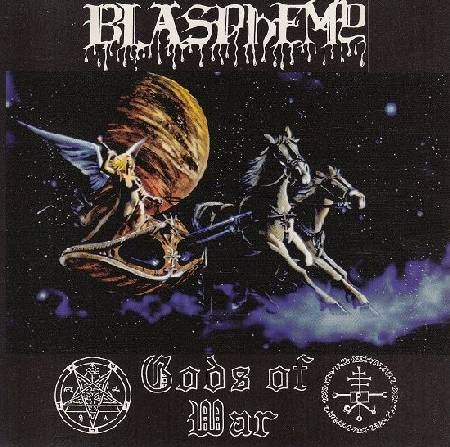 Blasphemy Gods of War cover art