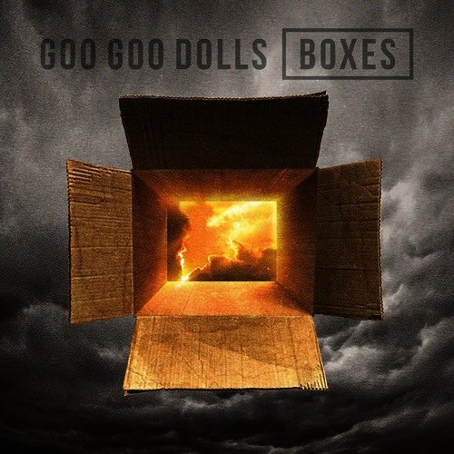 Goo Goo Dolls Boxes cover art