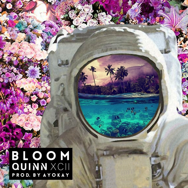 Quinn XCII Bloom cover art