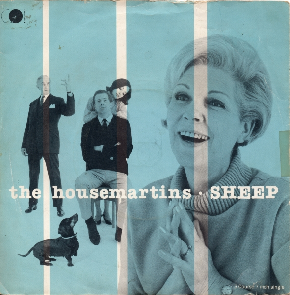 The Housemartins Sheep Cover Art