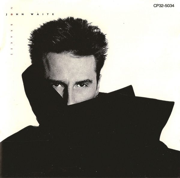 John Waite No Brakes cover art