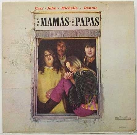 The Mamas & the Papas  cover art