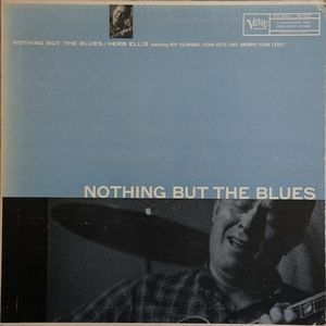 Herb Ellis Nothing but the Blues cover art