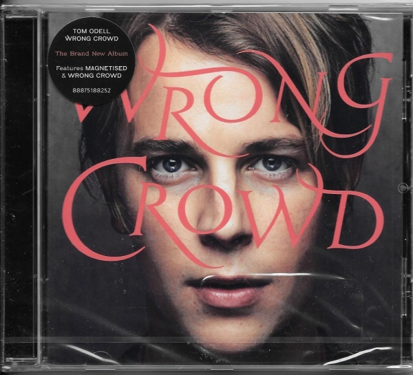 Tom Odell Wrong Crowd Cover Art