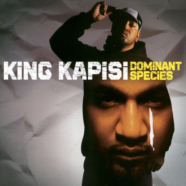 King Kapisi Dominant Species cover art