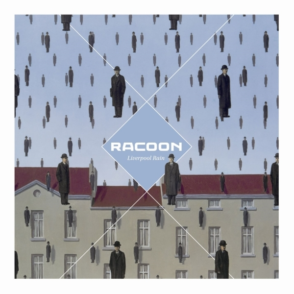 Racoon Liverpool Rain cover art