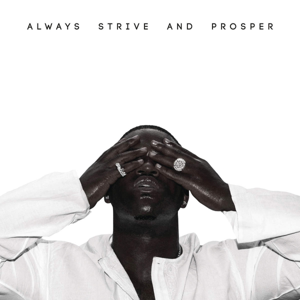 Future Always Strive and Prosper cover art