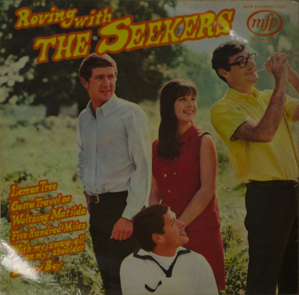 The Seekers The Seekers cover art