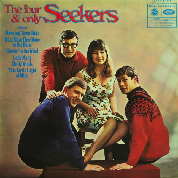 The Seekers The Four & Only Seekers cover art