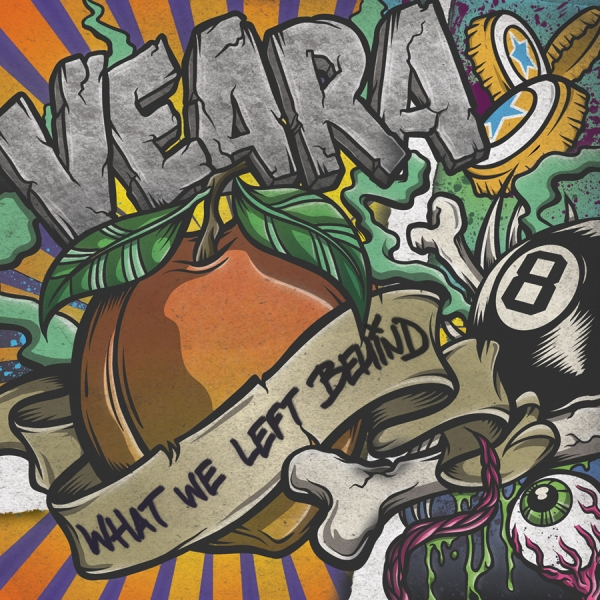 Veara What We Left Behind Cover Art
