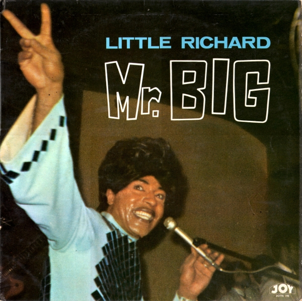 Little Richard Mr. Big cover art