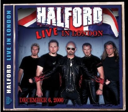 Halford Resurrection World Tour - Live At Rock In Rio III cover art