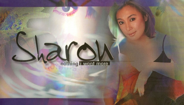 Sharon Cuneta Nothing I Want More cover art
