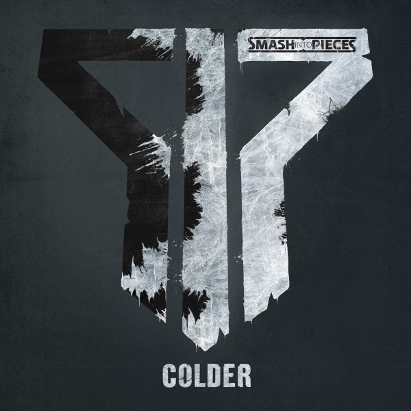 Smash Into Pieces Colder Cover Art