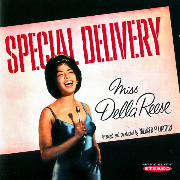 Della Reese Special Delivery cover art