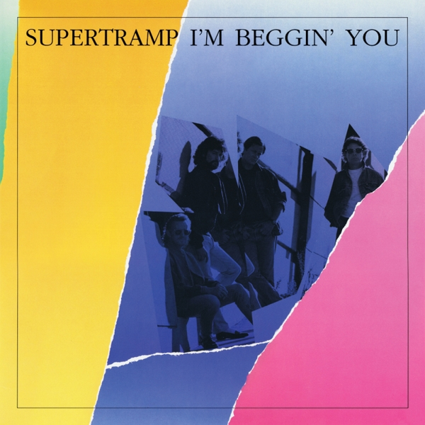 Supertramp I'm Beggin' You Cover Art
