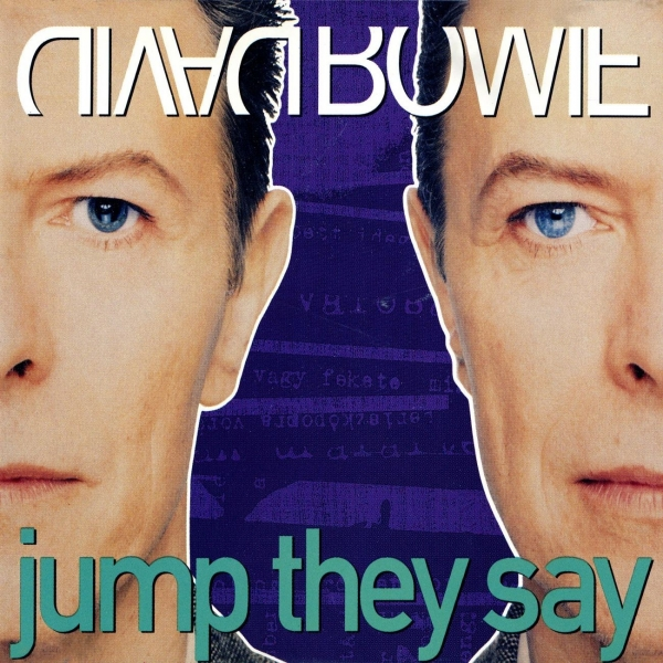 David Bowie Jump They Say Cover Art