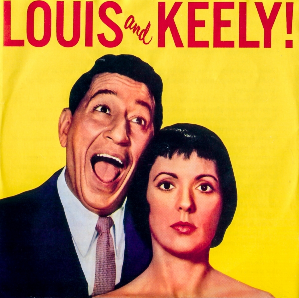 Keely Smith Louis and Keely! cover art