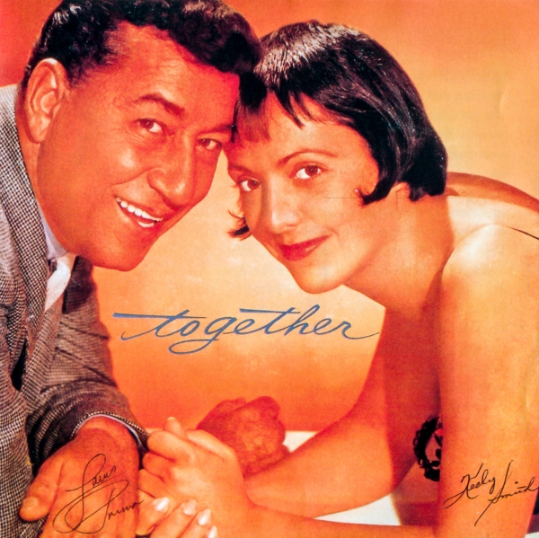 Keely Smith Together cover art