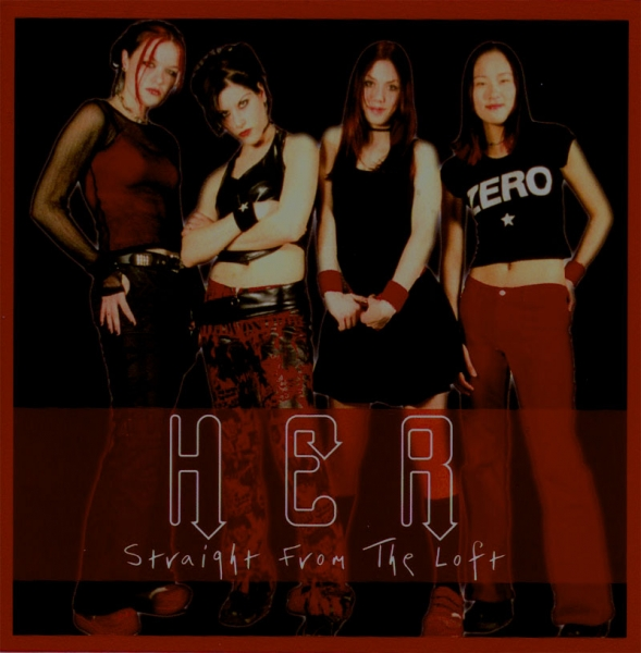 HER HER: Straight from the Loft cover art
