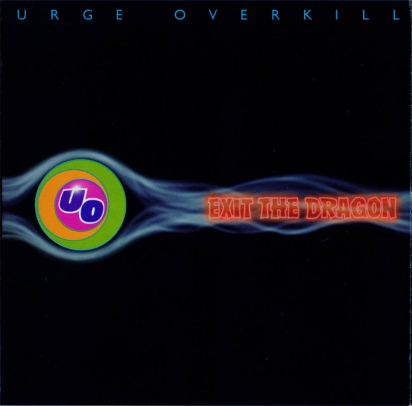 Urge Overkill Exit the Dragon Cover Art