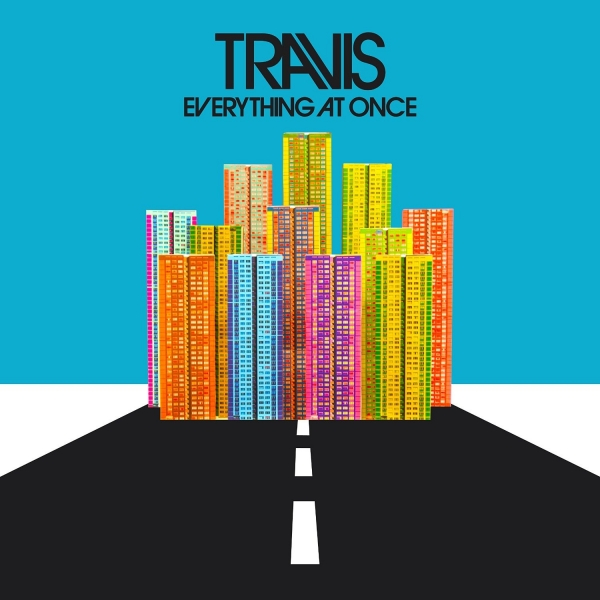 Travis Everything at Once cover art