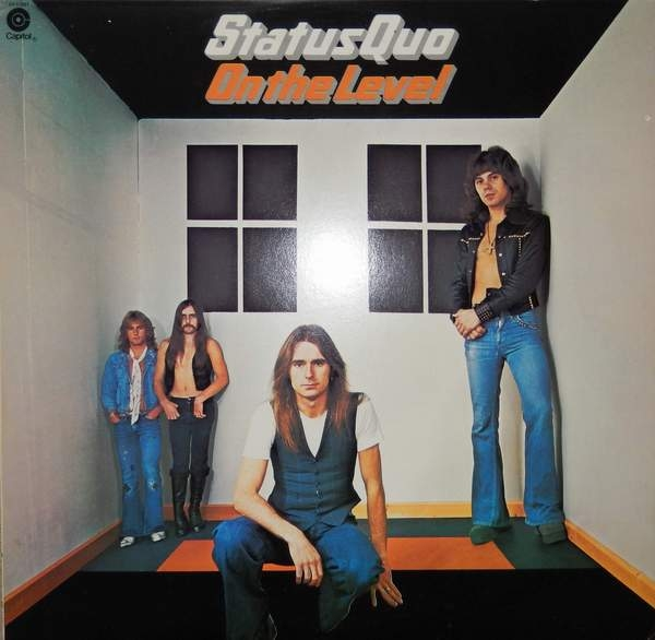 Status Quo On the Level cover art