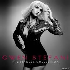 Gwen Stefani The Singles Collection cover art