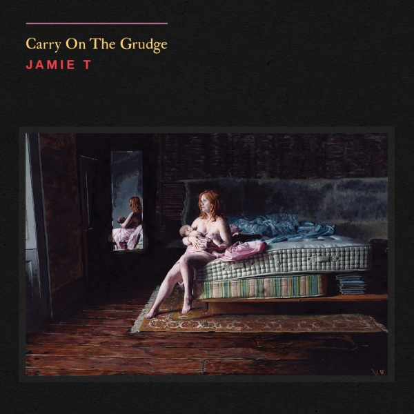 Jamie T Carry On the Grudge cover art