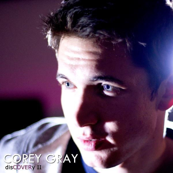 Corey Gray Discovery, Vol. 2 cover art