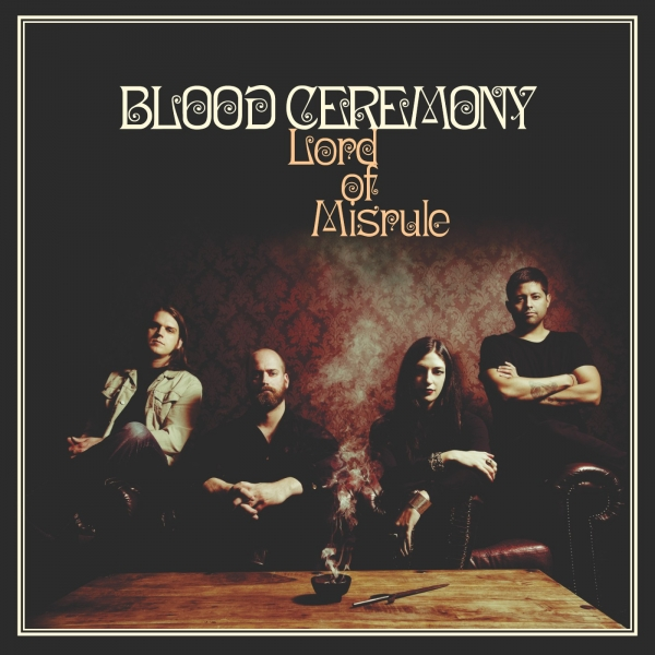 Blood Ceremony Lord of Misrule Cover Art